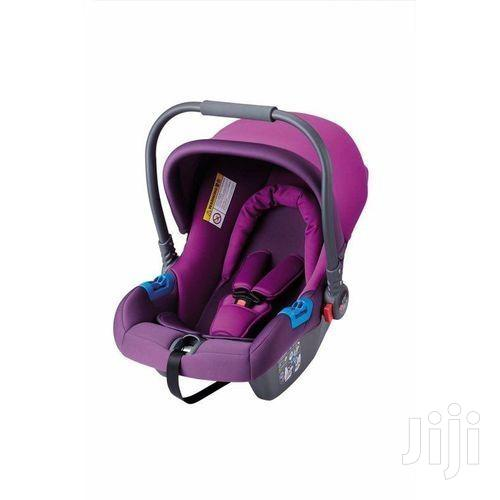 Superior Infant Baby Car Seat/ Carry Cot (0-12months) - Purple   Children's Gear & Safety for sale in Westlands, Nairobi, Kenya