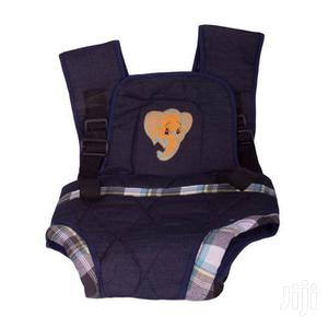 Two Strap Comfortable Baby Carrier With Extra Padding- Blue | Children's Gear & Safety for sale in Nairobi, Westlands