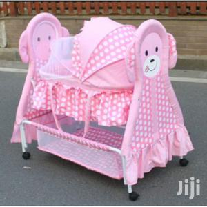 Rocking Baby Crib Baby Bed Baby Cradle Swing Cot With Mosquito Net   Children's Gear & Safety for sale in Nairobi, Westlands