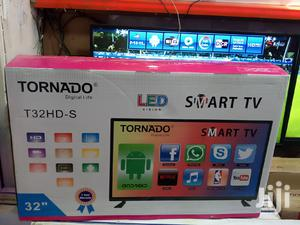 Tornado Smart 32 Inches Android Tv With Netflix Youtube Wifi | TV & DVD Equipment for sale in Nairobi, Nairobi Central