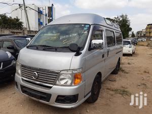 Nissan Caravan 2012 Gray   Cars for sale in Mombasa, Mvita