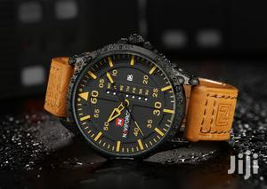Naviforce Leather Watch | Watches for sale in Mombasa, Mvita