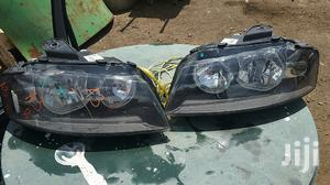 Audi A3 Front Headlights Halogen Ex Uk   Vehicle Parts & Accessories for sale in Nairobi, Ruai