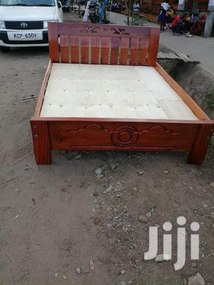 Mahogany Beds 5 by 6 Feets | Furniture for sale in Nairobi, Nairobi Central