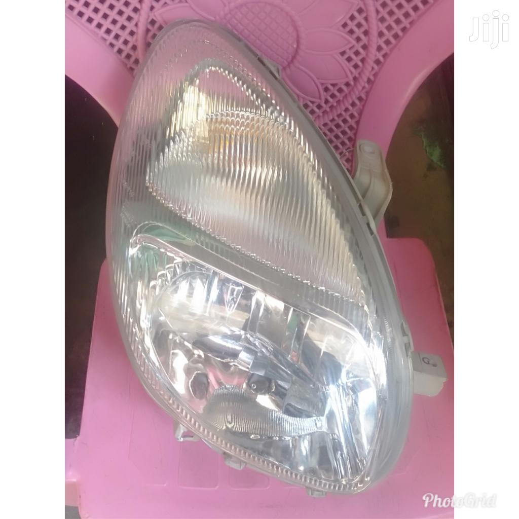 Toyota Duet Headlight
