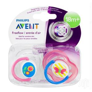 Philips Avent Freeflow Pacifier 2 Pack Very Hygienic Baby Pacifier | Baby & Child Care for sale in Nairobi, Westlands