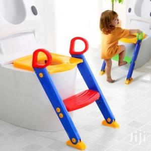 Toddler Toilet Ladder Baby Potty Trainer | Baby & Child Care for sale in Nairobi, Westlands