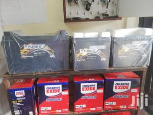 Car Batteries Free Maintenance Quality Guaranteed 1year Warranty | Vehicle Parts & Accessories for sale in Nairobi, Runda