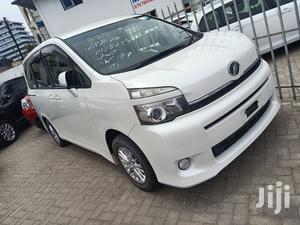 Toyota Voxy 2012 White   Cars for sale in Mombasa, Mvita