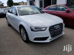 Audi A4 2013 2.0T Tiptronic White   Cars for sale in Mombasa, Mvita