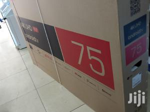 TCL Android 4K Uhd Smart TV 75 Inches 4K Uhd Resolution | TV & DVD Equipment for sale in Nairobi, Nairobi Central
