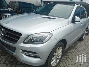 Mercedes-Benz M Class 2013 Silver   Cars for sale in Mombasa, Mvita