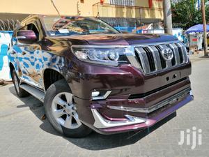 Toyota Land Cruiser Prado 2013 Purple   Cars for sale in Mombasa, Mvita