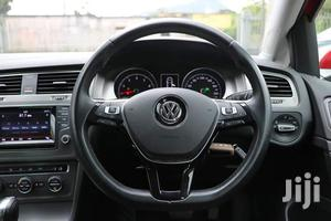 Volkswagen Golf 2015 Red | Cars for sale in Mombasa, Nyali