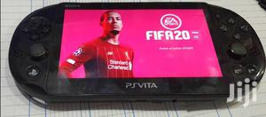 Chipped Playstation Vita With Fifa 2020 | Video Game Consoles for sale in Nairobi, Nairobi Central
