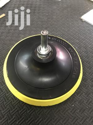 4 1/2 Inch Velcro Polishing Pad For Small Grinders   Electrical Hand Tools for sale in Nairobi, Nairobi Central