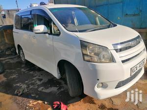 Toyota Noah 2007 White | Cars for sale in Nairobi, Kasarani