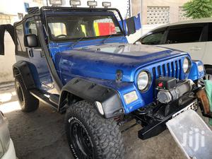 Jeep Wrangler 2010 Blue | Cars for sale in Mombasa, Tudor