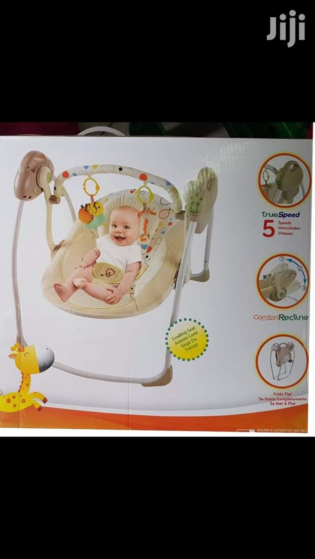 Archive: Electric Baby Swing