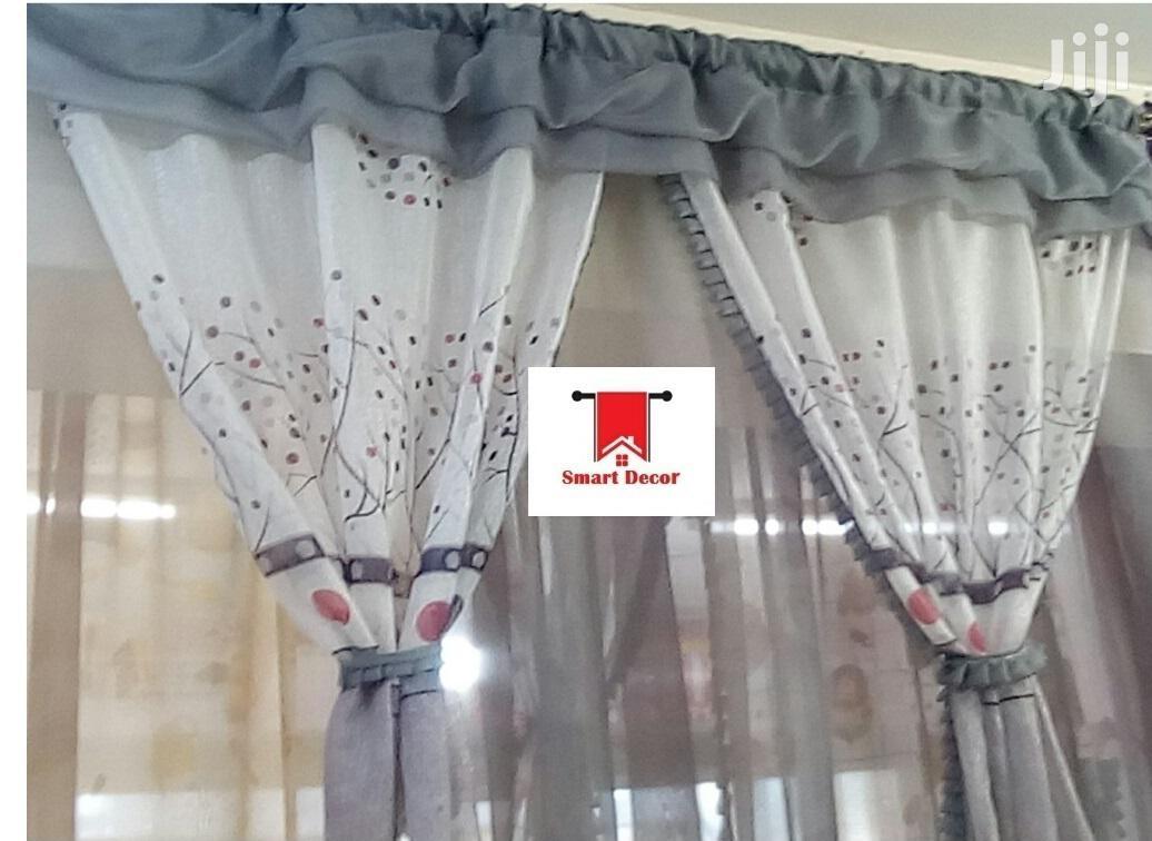 Classy Kitchen Curtains