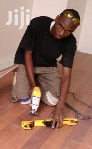 Laminates And Wooden Floor Installers | Building & Trades Services for sale in Mombasa, Tononoka