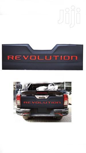 Revolution Tailgate Hilux Revolution Tailgate   Vehicle Parts & Accessories for sale in Nairobi, Nairobi Central
