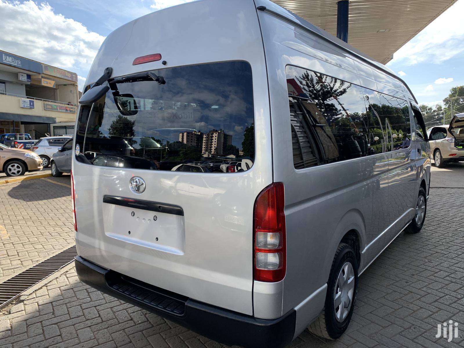 Toyota Hiace 2014 Silver | Buses & Microbuses for sale in Kilimani, Nairobi, Kenya