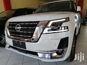 New Nissan Patrol 2020 White | Cars for sale in Mombasa, Mvita