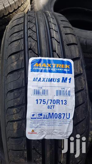 175/70 R13 Maxtrek Tyre | Vehicle Parts & Accessories for sale in Nairobi, Nairobi Central