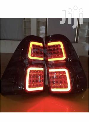 Hilux Rear Lamps LED   Vehicle Parts & Accessories for sale in Nairobi, Nairobi Central