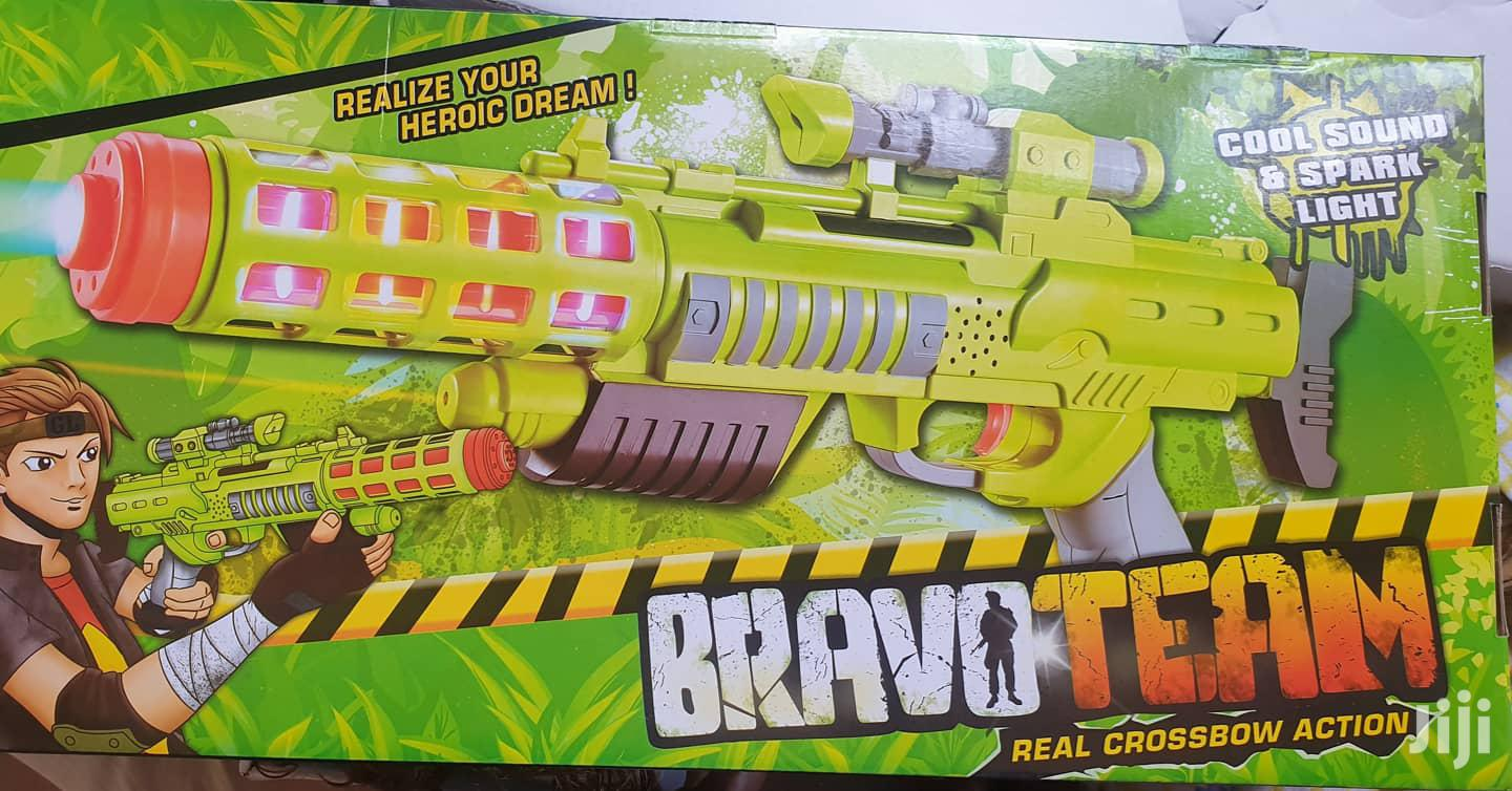 Toy Gun With Lights And Sounds