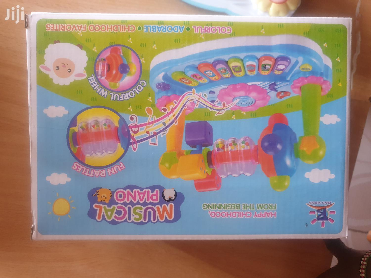 Activity Interactive Learning Musical Keyboard With Overhead Shakers | Toys for sale in Nairobi Central, Nairobi, Kenya