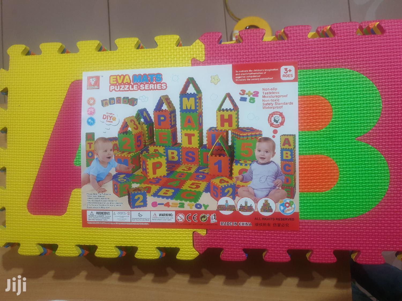 Eva Foam Puzzle Mat And Building Block   Toys for sale in Nairobi Central, Nairobi, Kenya