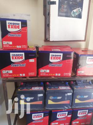 Car Batteries Maintenance Free 1year Warranty Delivered Within 30mins | Vehicle Parts & Accessories for sale in Nairobi, Lavington