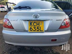 Toyota Mark X 2009 Silver | Cars for sale in Nairobi, Nairobi Central
