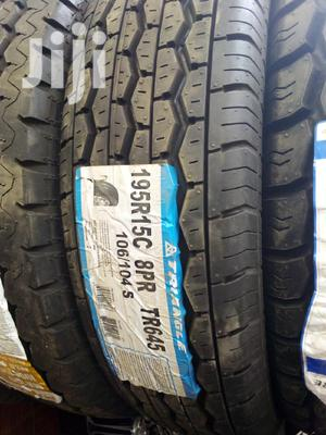 195 R15 Triangle Tyre 8PR   Vehicle Parts & Accessories for sale in Nairobi, Nairobi Central