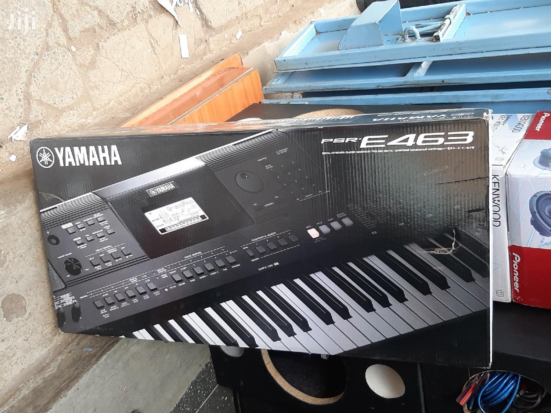 Yamaha Keyboard Psr E463
