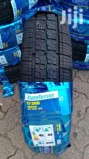 195 R15 Comfoser Tyre 8PR   Vehicle Parts & Accessories for sale in Nairobi, Nairobi Central