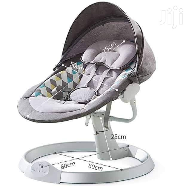 Electric Baby Swing Available