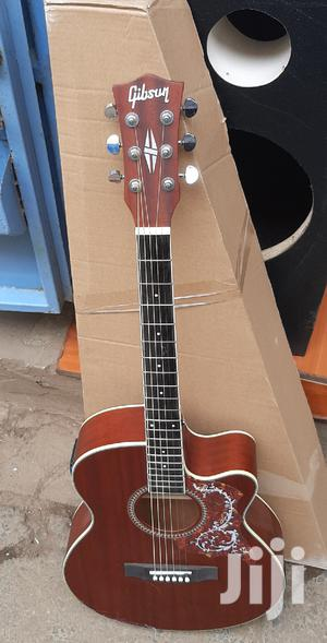 Gibson Semi Acoustic Box Guitar Size 40   Musical Instruments & Gear for sale in Nairobi, Nairobi Central