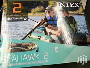 Inflatable Boat (Intex Sea Hawk 2)   Watercraft & Boats for sale in Nairobi, Karen