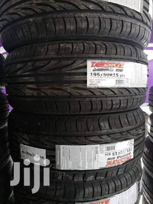 195/50 R15 Deestone Tyre | Vehicle Parts & Accessories for sale in Nairobi, Nairobi Central