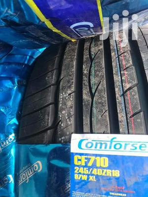 245/40 R18 Comfoser Tyre | Vehicle Parts & Accessories for sale in Nairobi, Nairobi Central