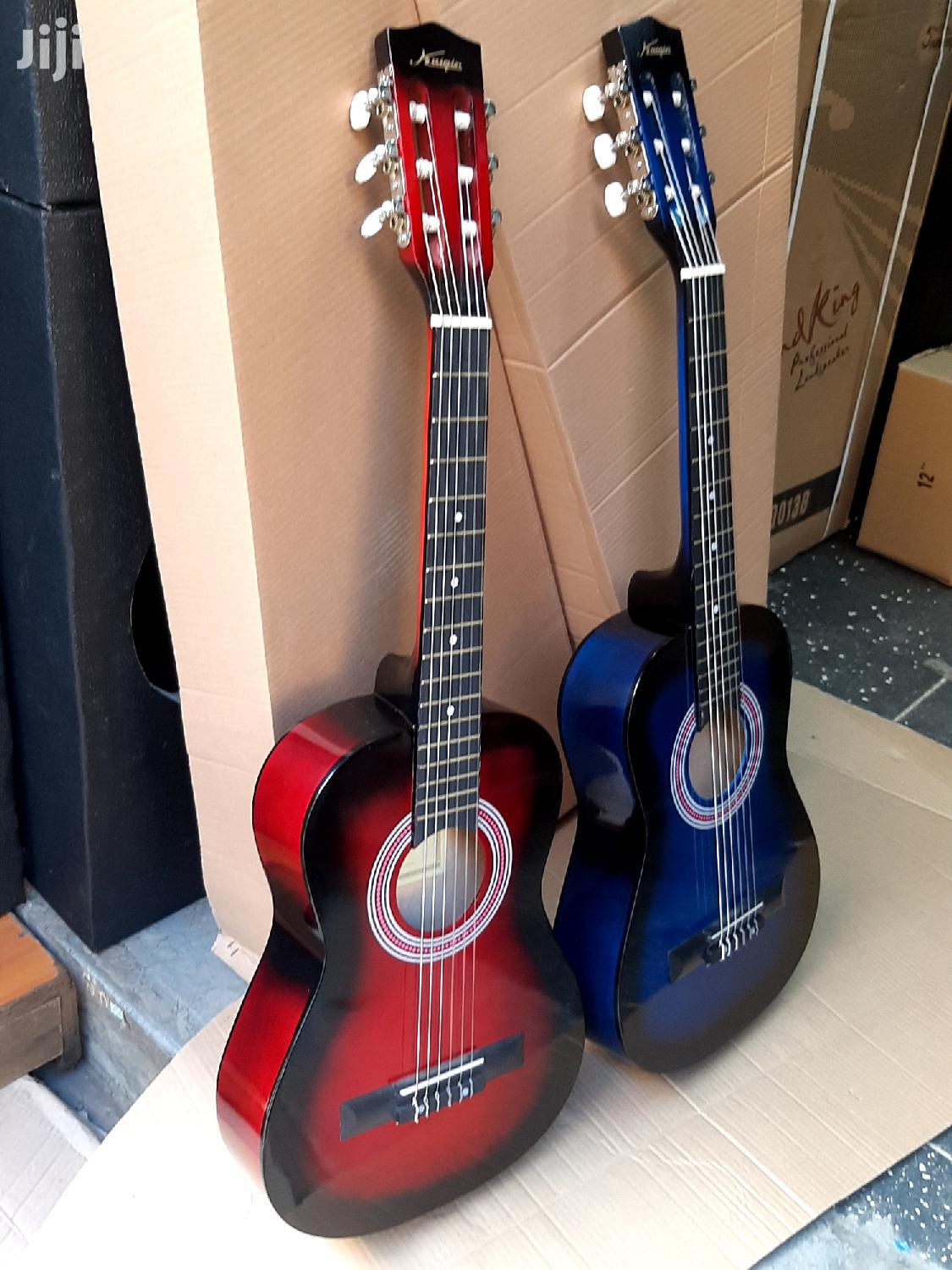Size 34 Spanish Classical Acoustic Box Guitar