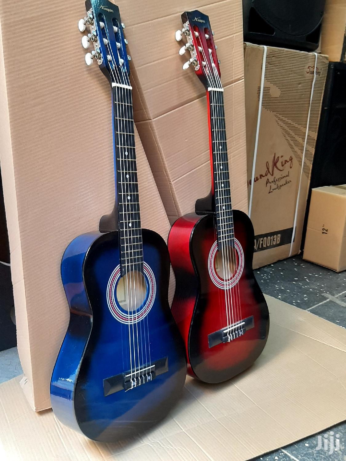 Size 34 Spanish Classical Acoustic Box Guitar | Musical Instruments & Gear for sale in Nairobi Central, Nairobi, Kenya