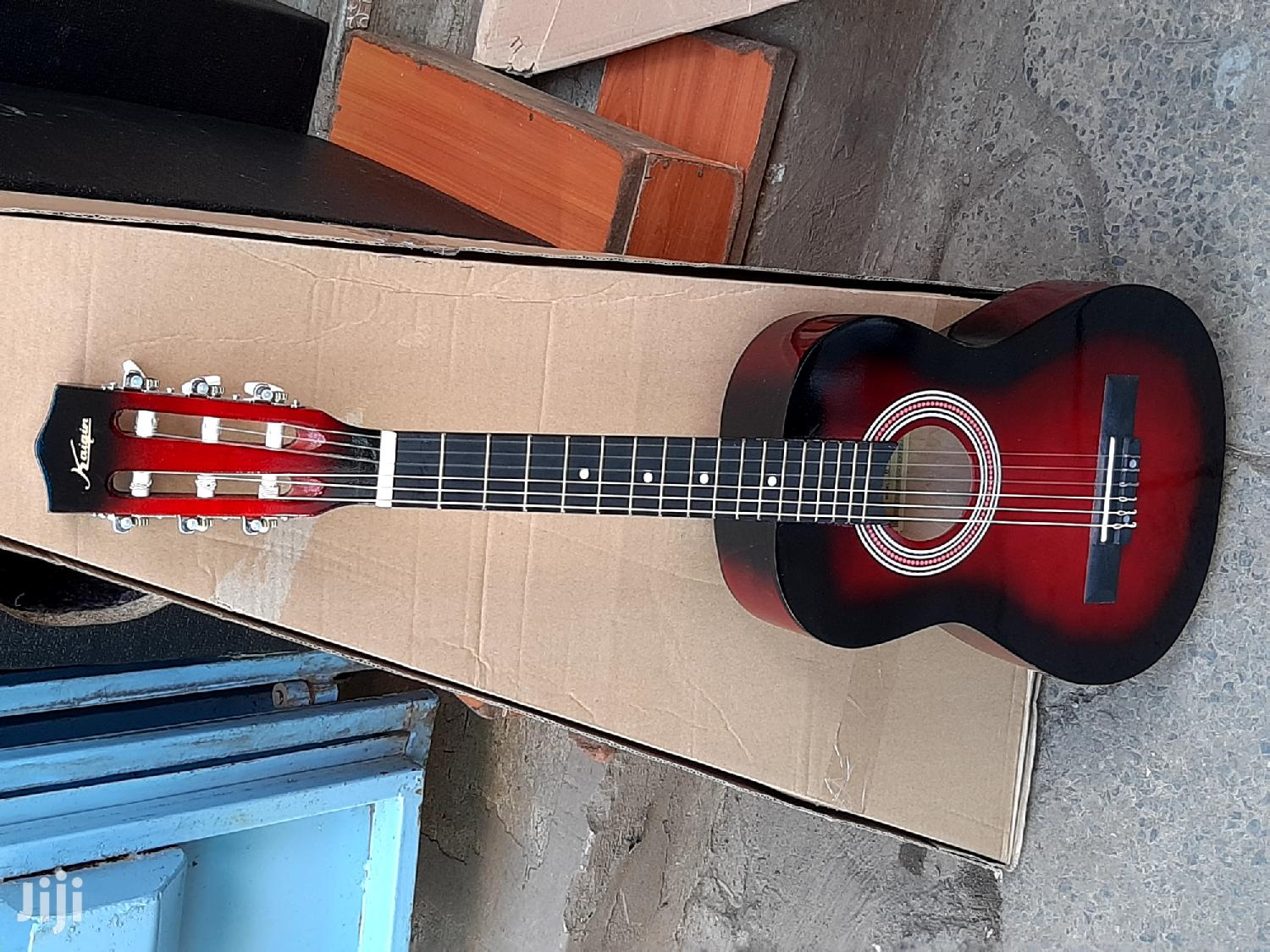 Spanish Classical Acoustic Box Guitar Size 34   Musical Instruments & Gear for sale in Nairobi Central, Nairobi, Kenya