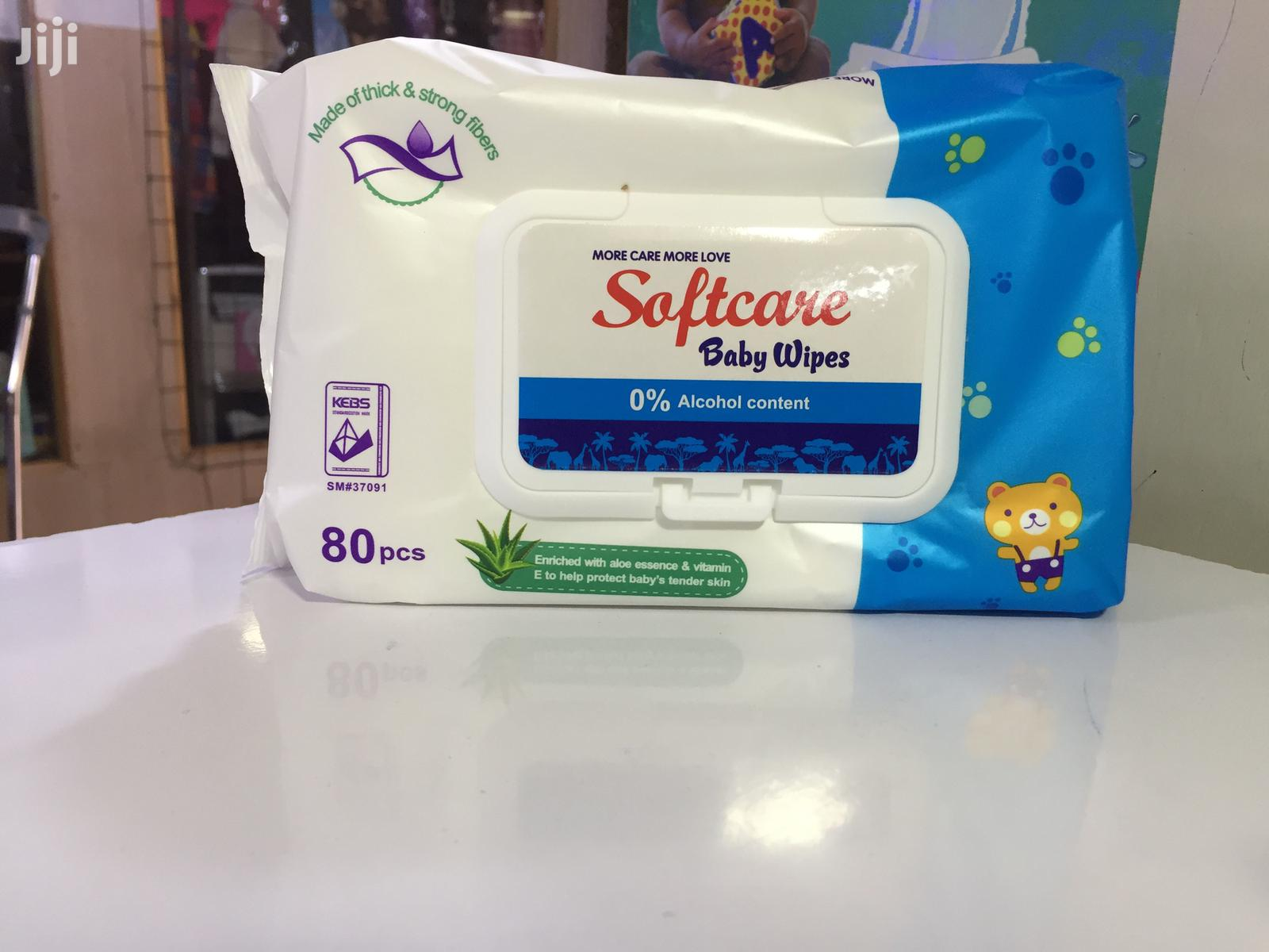 Softcare Wipes