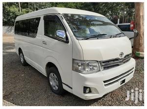 Super Clean Toyota Hiace 2012 White   Buses & Microbuses for sale in Nairobi, Kileleshwa