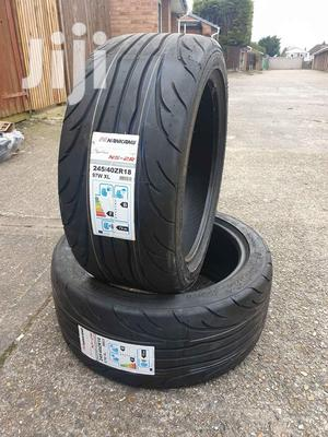 245/40 R18 Nankan Tyre | Vehicle Parts & Accessories for sale in Nairobi, Nairobi Central
