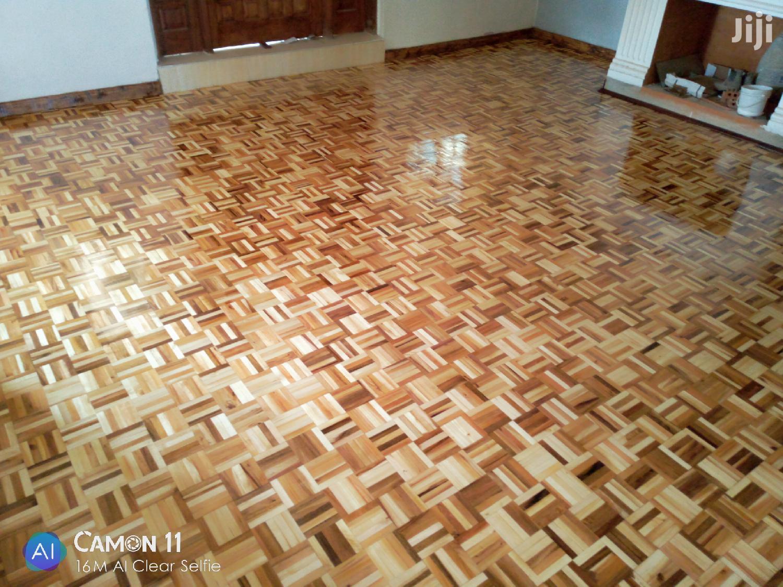 Wooden Floor Sanding   Building & Trades Services for sale in Nairobi Central, Nairobi, Kenya